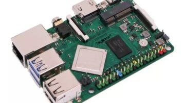 Kompakten osebni računalnik Radxa Rock Pi 3A bo zagotovo prepričal tudi najzahtevnejše!
