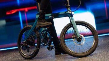 Z novin električnim kolesom Fiido X eBike težav z dosegom zagotovo ne bomo imeli.