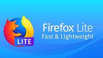 Firefox Lite od 30. junija 2021 ne prejema več varnostnih in posodobitev.