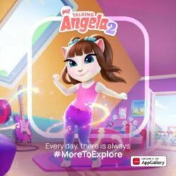 AppGallery je bogatejša za še en velik naslov, igro My Talking Angela 2. Gre za nadaljevanje izjemno priljubljene igre s hišnimi ljubljenčki.