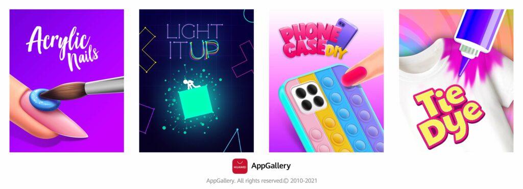 AppGallery je ena najhitreje rastočih trgovin z aplikacijami. Stremi k sodelovanju z vodilnimi blagovnimi znamkami za zagotavljanje zabave.