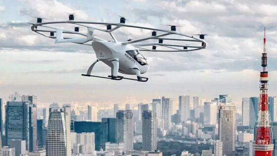 Japonska letalska družba že razmišlja o letečih avtomobilih.