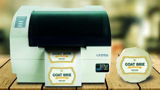 Najnovejša pogruntavščina Primerinih razvojnikov je tiskalnik LX610e Pro, ki združuje v eni napravi tiskalnik in rezalnik nalepk.