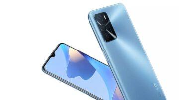 Pametni mobilni telefon Oppo A16 bo primeren tudi za zahtevnejša opravila.