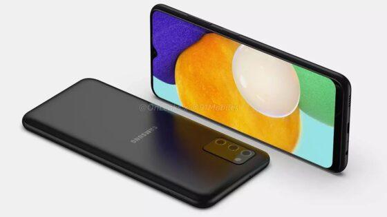 Samsung Galaxy A03s bo poganjal operacijski sistem Android 11 z grafičnim vmesnikom One UI.