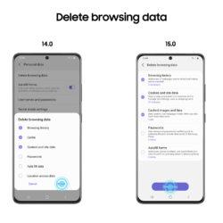 Samsung Internet 15.0 predstavlja nove funkcije