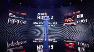 Ključna prednost grafične kartice RX 6600 XT bo kompaktnost, in nizka cena.