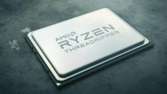 Najzmogljivejši procesor nove družine bo Ryzen Threadripper 5990X.