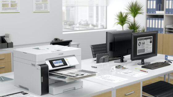 Te čiste izdelke z odprto povezljivostjo je mogoče enostavno vključiti v varen delokrog tiskanja in zagotoviti tako nizke stroške izpisa na stran kot nizke skupne stroške lastništva.