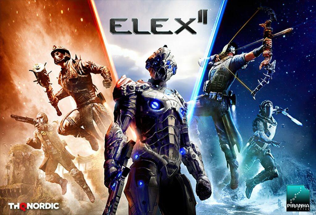 Elex II obljublja globok, ročno izdelan, popolnoma edinstven svet z raznolikimi kulturami in biomi.
