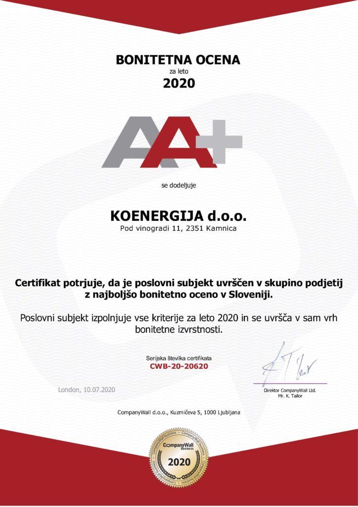 koenergija-certifikat-razvoj-pametne zgradbe-frekvenčna-regulacija