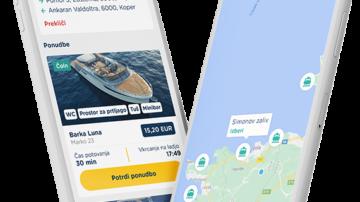 Potovanje po slovenskem morju sedaj še enostavneje