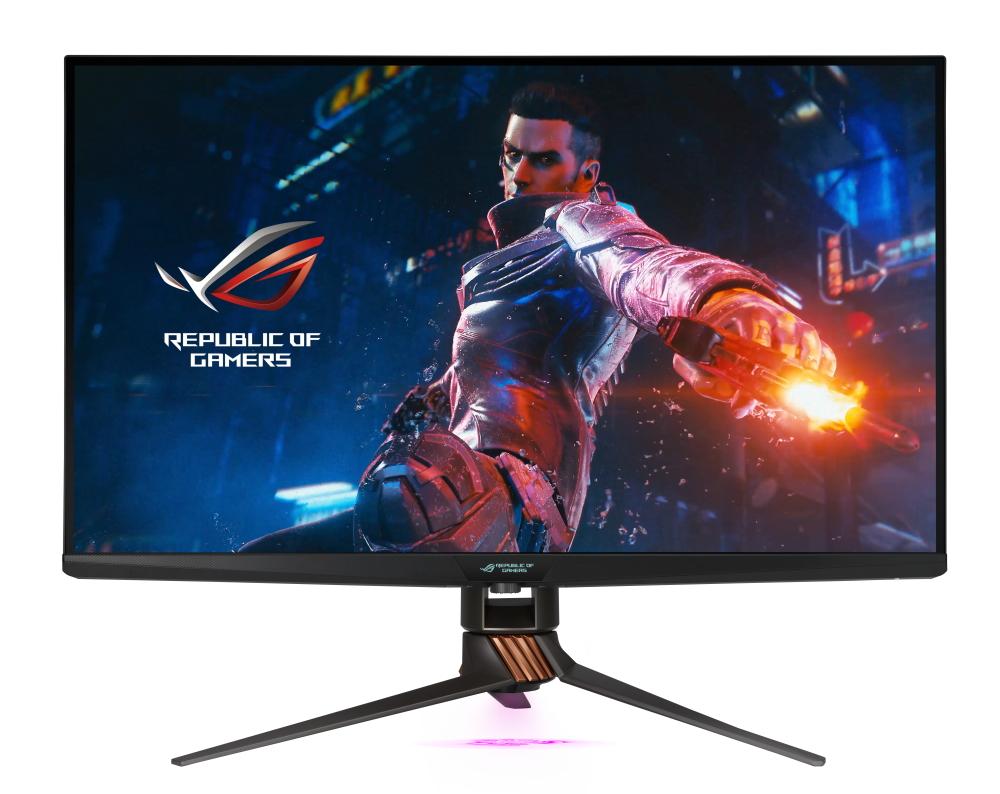 Računalniški zaslon Asus ROG Swift PG32UQX se lahko pobaha z matriko Mini LED.