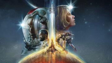 O zgodbi Starfielda še ni veliko znanega. Todd Howard, producent in oblikovalec pri Bethesdi, je dejal, da je Starfield kot Skyrim v vesolju in bo imel različne frakcije.
