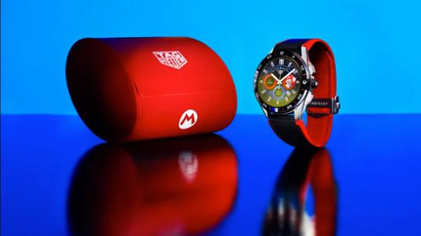 Pametna ročna ura Super Mario je všečna, a pregrešno draga!