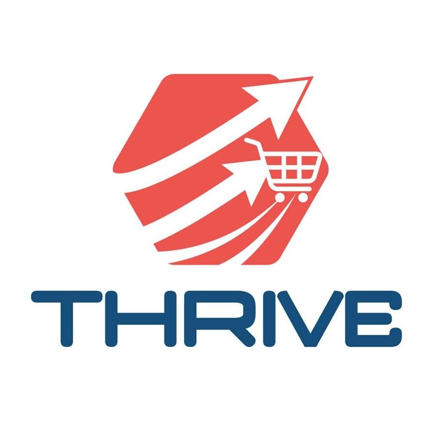 thrive_logotip_računalniška_oprema