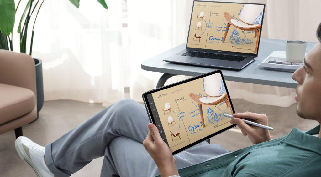 Tablični računalnik je optimalen dodatek siceršnjim napravam, ki jih pri svojem delu potrebujete.