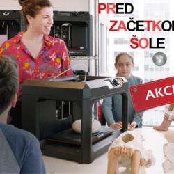3D printanje je postopek izdelave trirazsežnih delov katere koli oblike iz digitalnega modela, katerega je potrebno ustvariti v 3D programu.