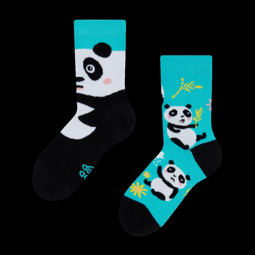 Dedoles-panda-nogavice
