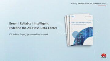 Bela knjiga na novo opredeljuje zasnovo All-Flash podatkovnega centra, hkrati pa zagotavlja visoko gostoto in zanesljivost, nizko zakasnitev ter energetsko učinkovitost.