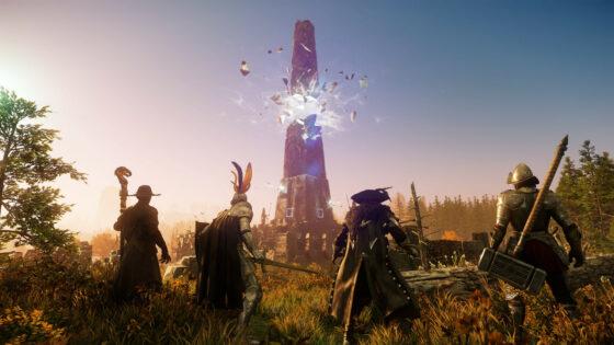 New World je Amazonov poskus iz MMO prestola izriniti Final Fantasy XIV in World of Warcraft.