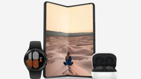 Samsung je popestril dogajanje na trgu mobilne telefonije in pametnih nosljivih naprav.