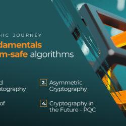 Opremite se s kriptografskimi znanji za varno prihodnost vaše organizacije.