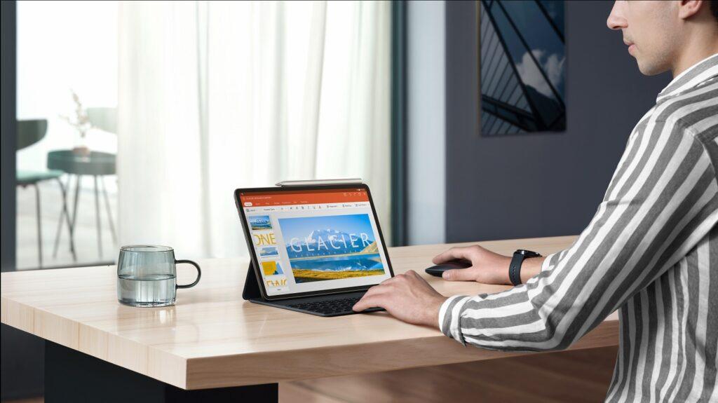 Huawei MatePad 11_Remote Work (3)