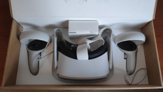 Oculus Quest 2 so vrhunska očala, s katerimi se boste potopili v virtualno resničnost in za trenutek pozabili na realni svet.