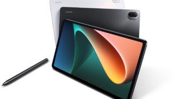 Xiaomi Pad 5 je tablični računalnik vse-v-enem.
