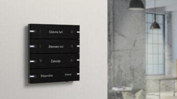 Strežniki Gira navdušujejo s tehnologijo, stikala Gira pa navdušujejo tudi z dizajnom.