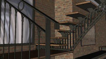 TopSolid'Steel omogoča modeliranje jeklenih konstrukcij, z naprednimi funkcijami tudi izven ustavljenih okvirjev.