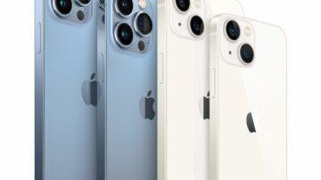 Novi iPhone 13 telefoni bodo v Sloveniji na voljo 24. septembra v trgovinah iSTYLE.