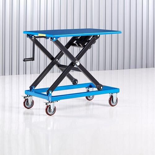 ročna-dvižna-miza-nakladalec-viličar