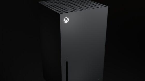 Zdajšnja Xbox Series X