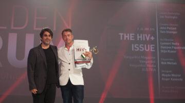 Jason Romeyko (desno), svetovni izvršni kreativni direktor skupine Serviceplan, je postal najnovejši član Galerije slavnih.